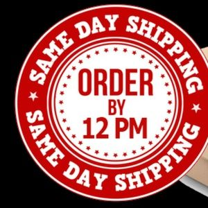Accessories - Same day shipping